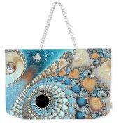 Sea And Sand Weekender Tote Bag
