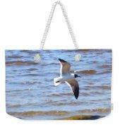 Sea Bird Weekender Tote Bag