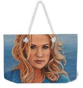 Carrie's Sea Cruise Weekender Tote Bag
