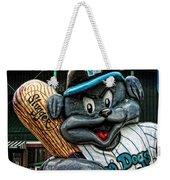 Sea Dogs Mascot Weekender Tote Bag