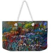 Sea Garden Weekender Tote Bag