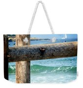 Sea Gate Weekender Tote Bag