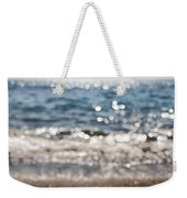 Sea Glitter Weekender Tote Bag