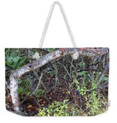 Sea Grape Jungle Weekender Tote Bag