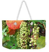 Sea Grapes And Poison Ivy Weekender Tote Bag