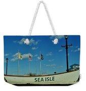 Sea Isle City Weekender Tote Bag