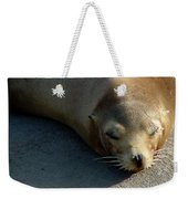 Sea Lion-00178 Weekender Tote Bag