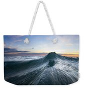 Sea Mountain Weekender Tote Bag by Sean Davey
