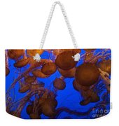 Sea Nettle Jellyfish Weekender Tote Bag