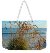 Sea Oats 1 Weekender Tote Bag