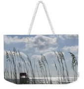 Sea Oats And Safety Weekender Tote Bag