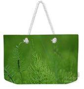 Sea Of Green Weekender Tote Bag