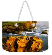 Sea Of Time Weekender Tote Bag