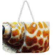Sea Shell Beach Painting Art Weekender Tote Bag
