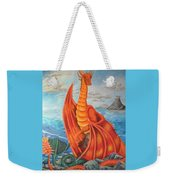 Sea Shore Pair Weekender Tote Bag