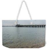 Sea Shore Weekender Tote Bag