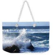 Sea Spray Weekender Tote Bag