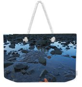 Sea Stacks And Star Fish Weekender Tote Bag