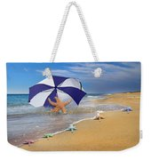 Sea Star Celebration  Weekender Tote Bag