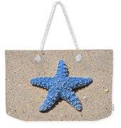 Sea Star - Light Blue Weekender Tote Bag