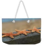 Sea Star Trio Weekender Tote Bag