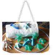Sea Stars Mini Soap Weekender Tote Bag