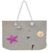 Sea Swag - Pink Weekender Tote Bag