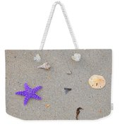 Sea Swag - Purple Weekender Tote Bag