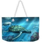 Sea Turtles Weekender Tote Bag