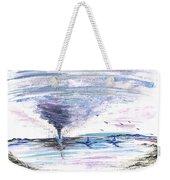 Sea Twister Weekender Tote Bag