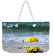 By The Sea Waiting For Me Weekender Tote Bag