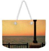 Sea View Weekender Tote Bag