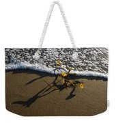Sea Weed And A Wave Weekender Tote Bag