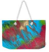 Seabreeze Abstract Painting Weekender Tote Bag