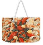 Seafood Extravaganza Weekender Tote Bag