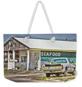 Seafood Weekender Tote Bag