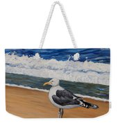 Seagull At The Seashore Weekender Tote Bag
