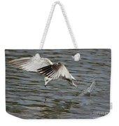 Seagull Dive Weekender Tote Bag