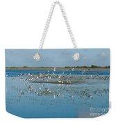 Seagull Flock Weekender Tote Bag