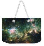 Seagull Nebula Weekender Tote Bag