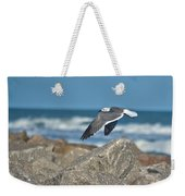 Seagull Parallel Weekender Tote Bag