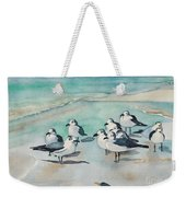 Seagull Party Weekender Tote Bag