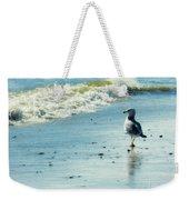 Seagull Stroll Weekender Tote Bag