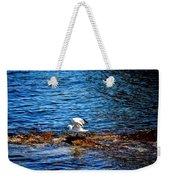 Seagull Wings Lifted Weekender Tote Bag