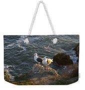 Seagulls Aka Pismo Poopers Weekender Tote Bag