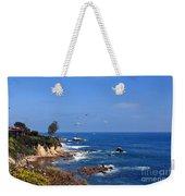 Seagulls At Laguna Beach Weekender Tote Bag