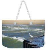 Seagull's Perch Weekender Tote Bag