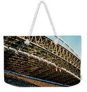 Seahawks Stadium 3 Weekender Tote Bag