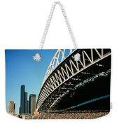 Seahawks Stadium 5 Weekender Tote Bag