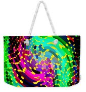 Seahorse Phone Case Art Colorful Dynamic Abstract Geometric Design By Carole Spandau 130  Cbs Art Weekender Tote Bag
